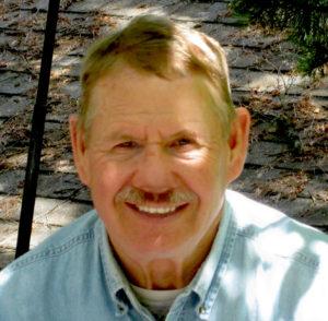 Geoff Harvey, past Board member