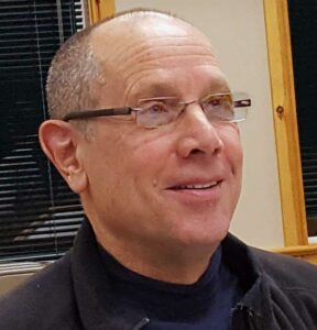 Leo Notar, new Board member