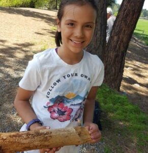 NExA Student Finds Habitat