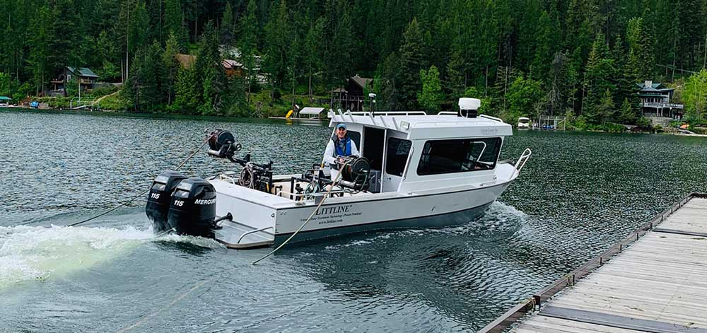 Clean Lakes - contracted applicator for ISDA