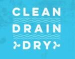 clean-drain-dry logo